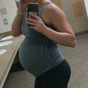 Ingrid and Isabel maternity workout tank